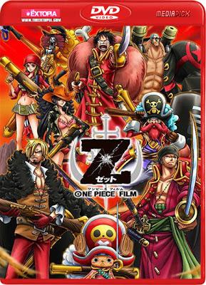 One Piece The Movie 12 (One Piece Film Z)