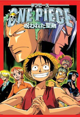 One Piece The Movie 5 (Curse of the Sacred Sword)