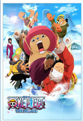 One Piece The Movie 9 (Episode of Chopper Plus Bloom in Winter, Miracle Sakura)