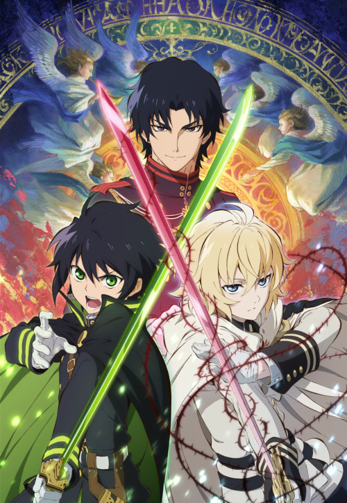 Owari no Seraph (Seraph of the End)5