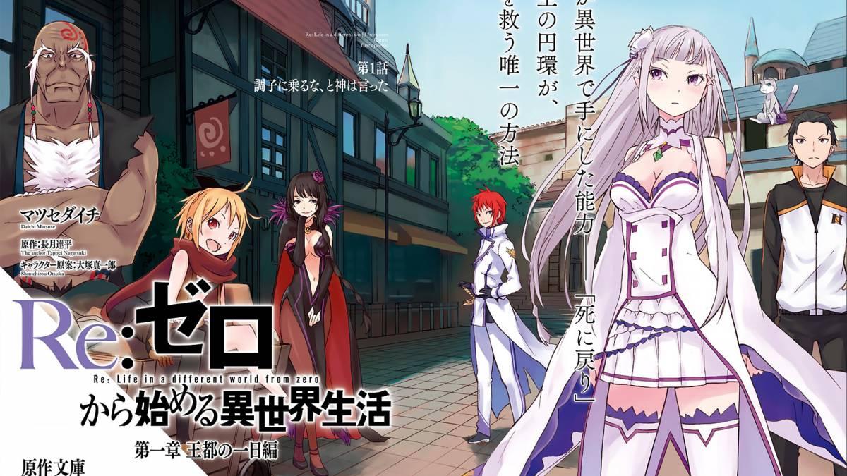 Re - Zero Kara Hajimeru Isekai Seikatsu
