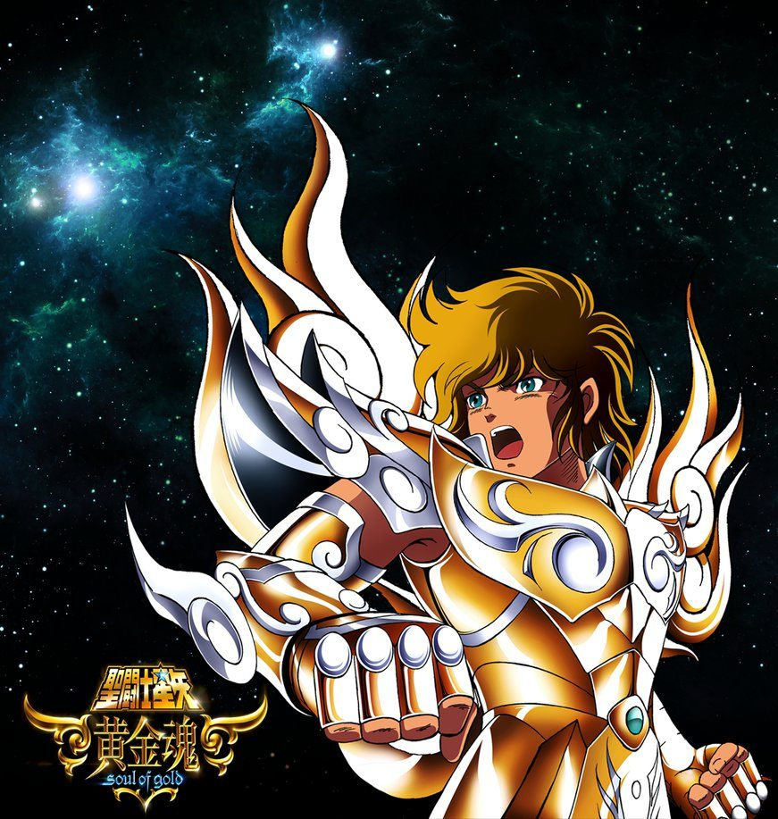 Saint Seiya - Soul of Gold4