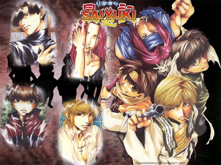 Saiyuki สี่แสบฝ่าแดนทมิฬ ภาค 1-3