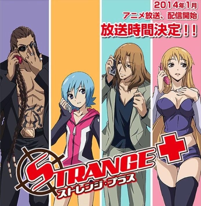 Strange+