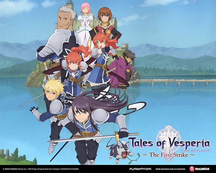 Tale of Vesperia The First Strike จอมอัศวินพิภพมนตรา