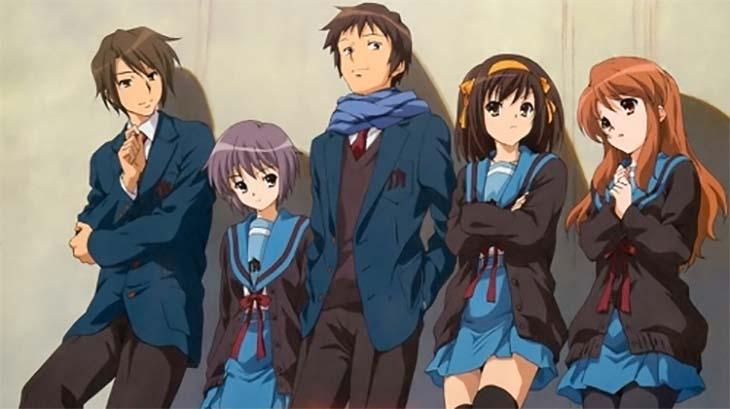 The Disappearance of Suzumiya Haruhi การหายตัวไปของ สึซึมิยะ ฮารุฮิ