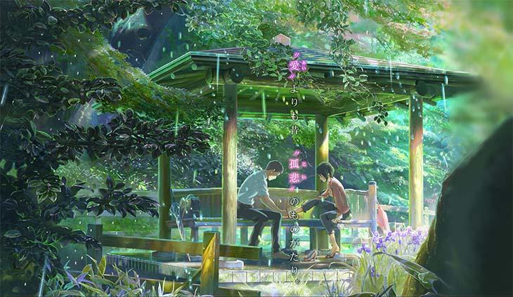 The Garden of Words - Kotonoha no Niwa