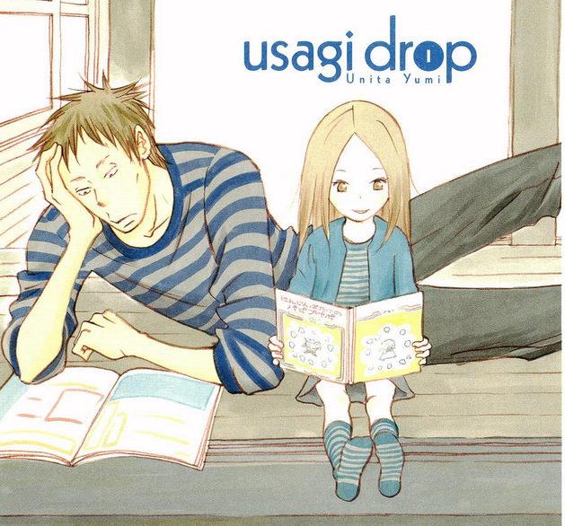 Usagi Drop คุณน้าผม อายุ 6 ขวบ