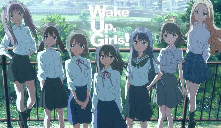 Wake Up Girls! - Seven Idols The Movie
