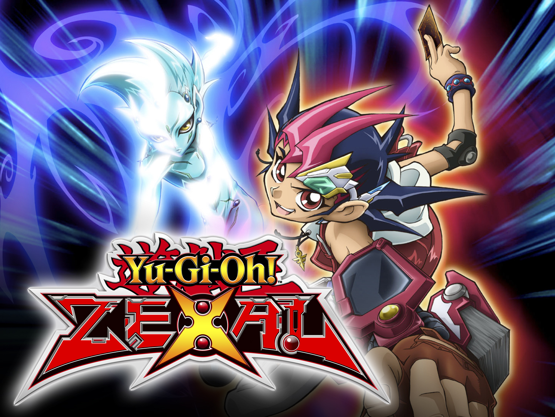 Yu-Gi-Oh Zexal 3